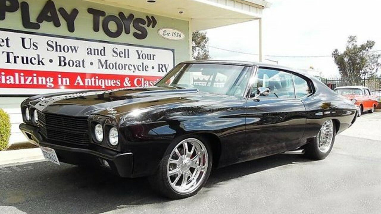 1970 Chevrolet Chevelle for sale 100888776