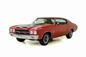 1970 Chevrolet Chevelle for sale 100900139