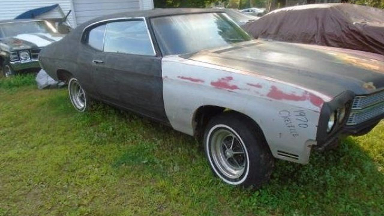 1970 Chevrolet Chevelle for sale 100901179