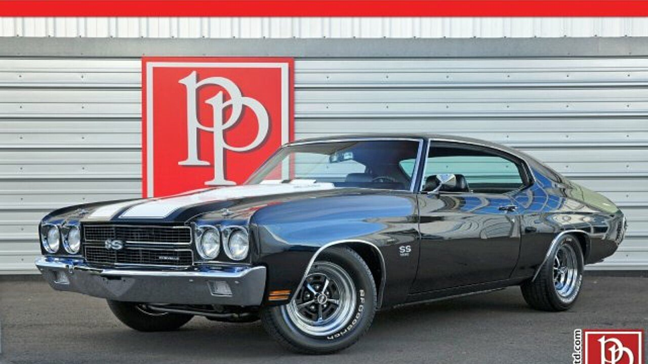 1970 Chevrolet Chevelle for sale 100919705