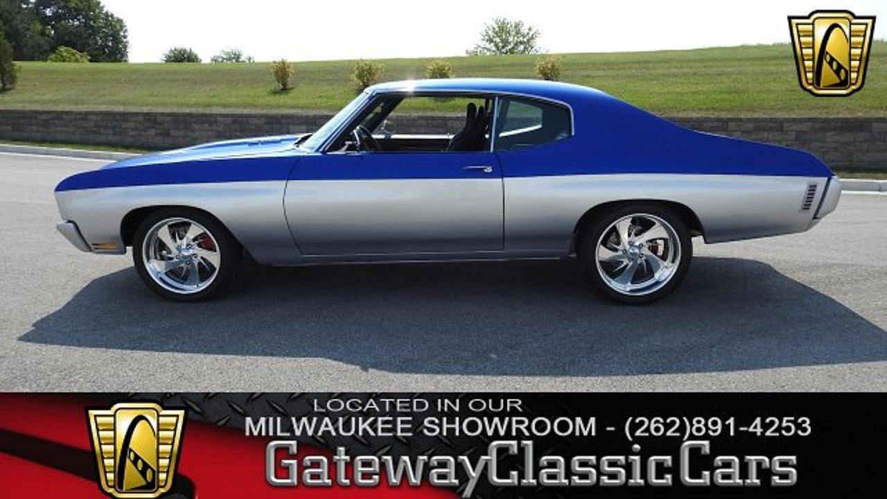 1970 Chevrolet Chevelle for sale 100919963