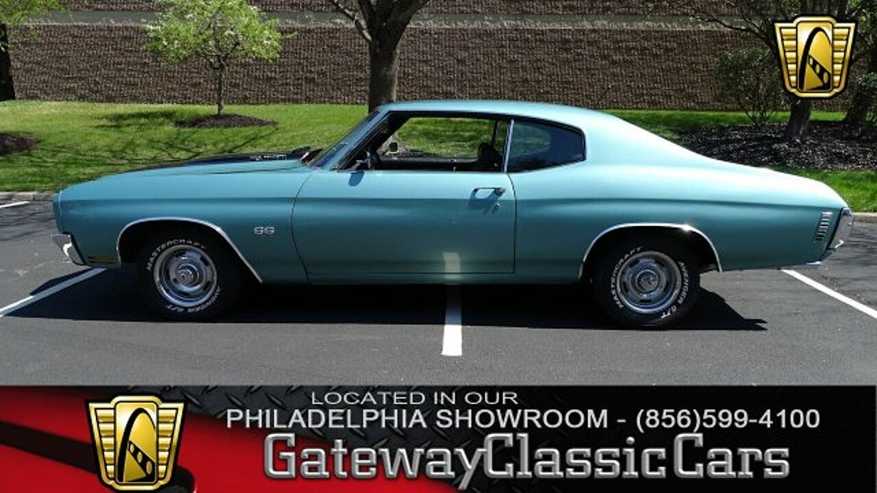 1970 Chevrolet Chevelle for sale 100920052