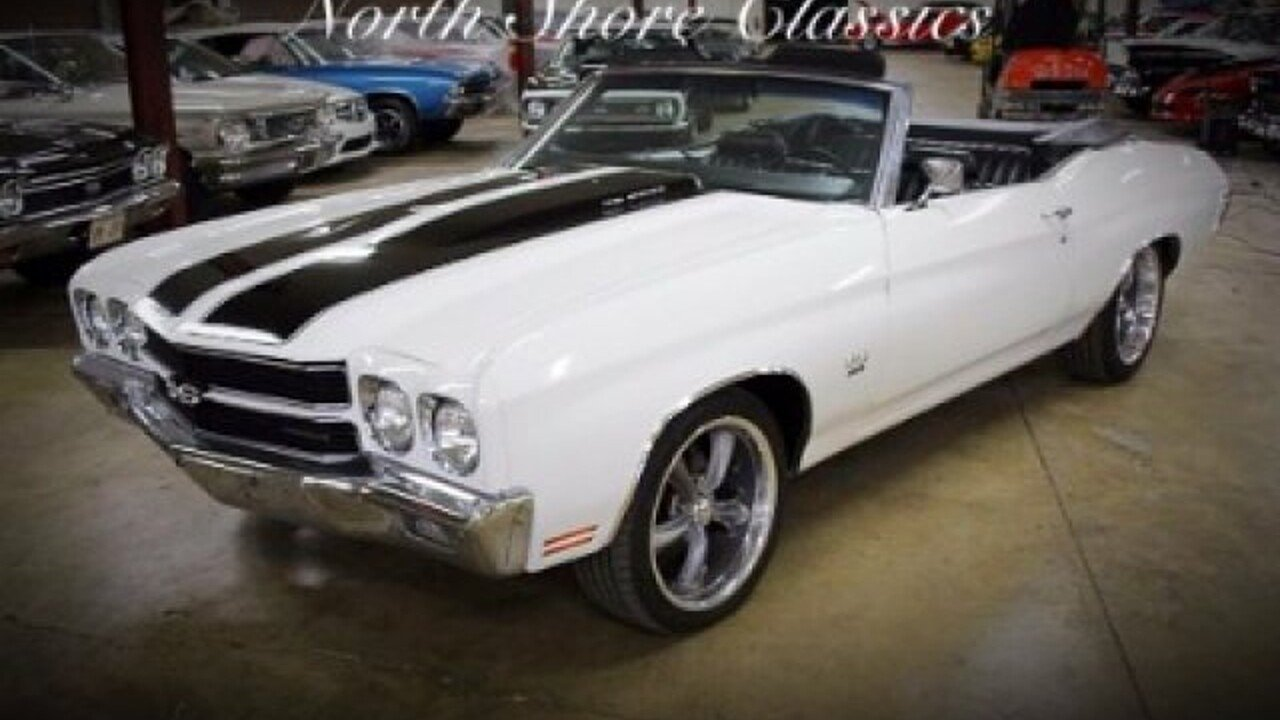 1970 Chevrolet Chevelle for sale 100931555
