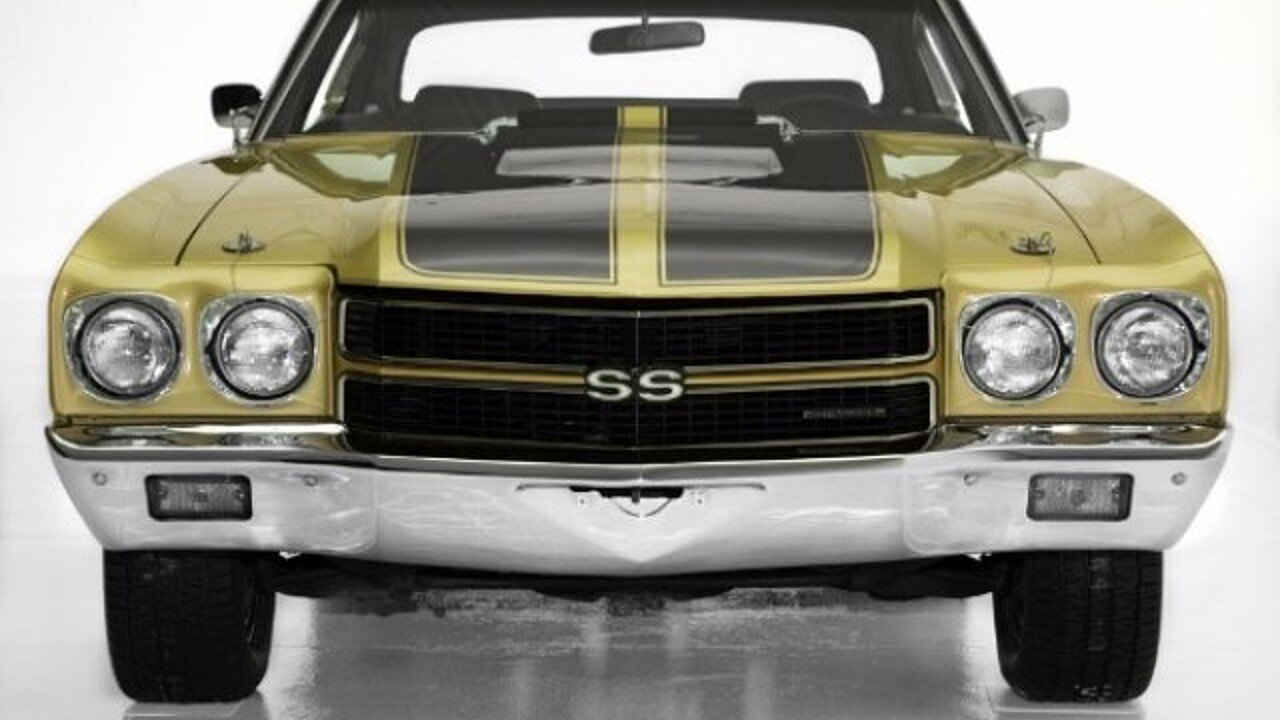 1970 Chevrolet Chevelle for sale 100945433