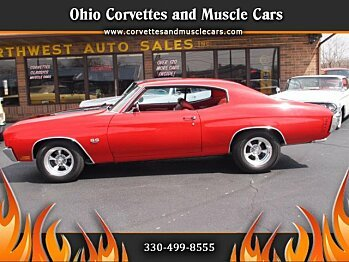 1970 Chevrolet Chevelle for sale 100980993
