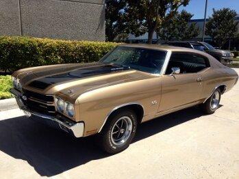 1970 Chevrolet Chevelle Classics For Sale Classics On