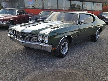 1970 Chevrolet Chevelle for sale 100815013