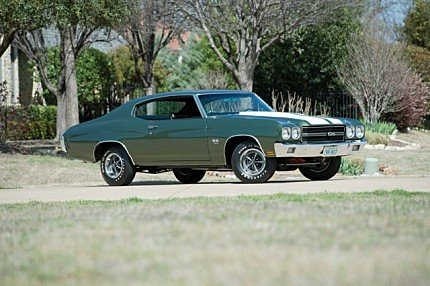 1970 chevrolet chevelle for sale 100857169 - Old Muscle Cars For Sale