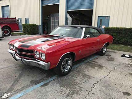 1970 Chevrolet Chevelle for sale 100866470