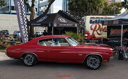 1970 Chevrolet Chevelle for sale 100954616