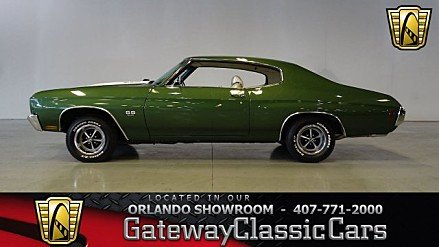 1970 Chevrolet Chevelle for sale 100965565