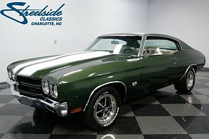1970 Chevrolet Chevelle for sale 100978070