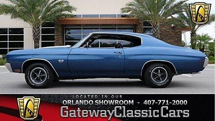 1970 Chevrolet Chevelle for sale 100999390