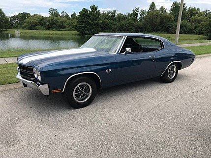 1970 Chevrolet Chevelle for sale 101006304