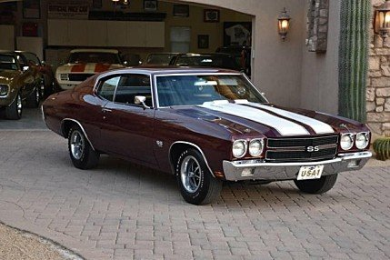 1970 Chevrolet Chevelle for sale 101006313