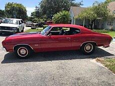 1970 Chevrolet Chevelle for sale 101018407
