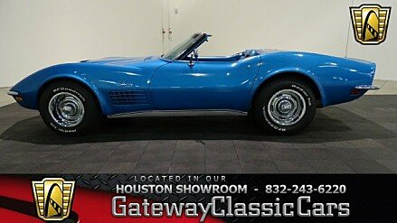 1970 Chevrolet Corvette for sale 100932521