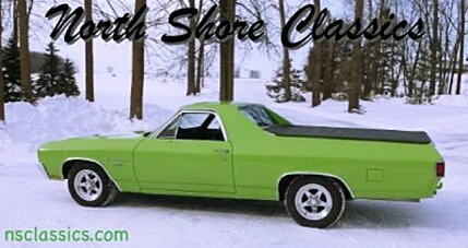 1970 Chevrolet El Camino for sale 100840762