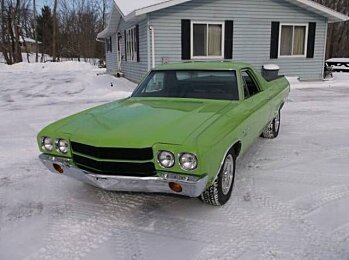 1970 Chevrolet El Camino for sale 100824902