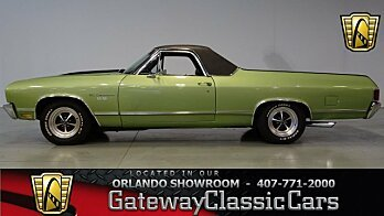 1970 Chevrolet El Camino for sale 100846526
