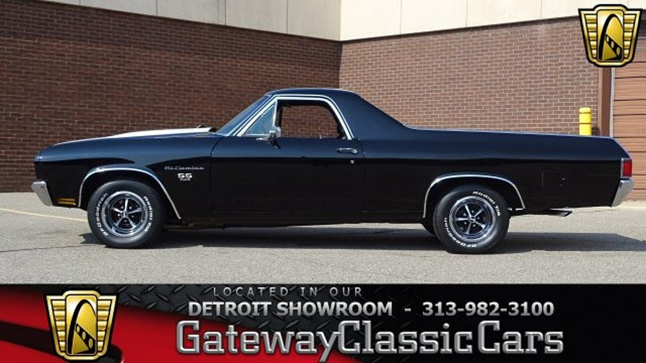 1970 Chevrolet El Camino for sale 100964628