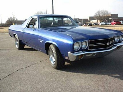 1970 Chevrolet El Camino for sale 100825685