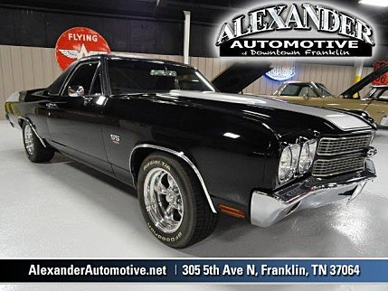 1970 Chevrolet El Camino for sale 100860532