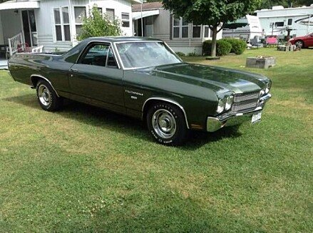 1970 Chevrolet El Camino for sale 100907103