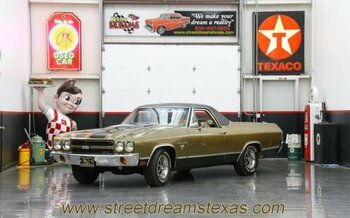 1970 Chevrolet El Camino for sale 100912037