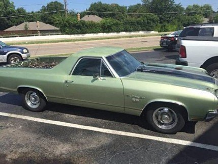 1970 Chevrolet El Camino for sale 100931362