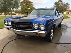 1970 Chevrolet El Camino for sale 100940162