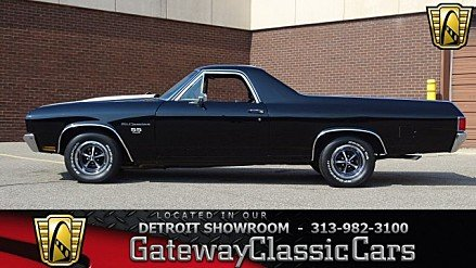1970 Chevrolet El Camino for sale 100950363