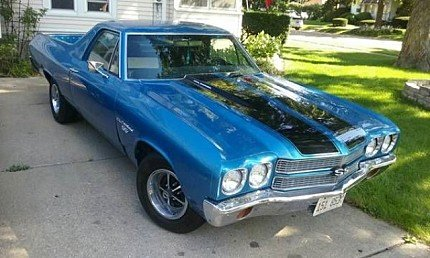 1970 Chevrolet El Camino for sale 100961610