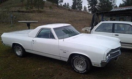 1970 Chevrolet El Camino for sale 100961611