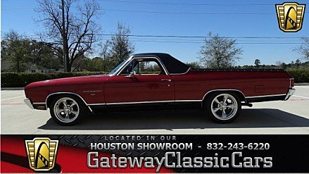 1970 Chevrolet El Camino for sale 100965916