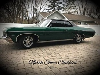 1970 Chevrolet Impala for sale 101001416