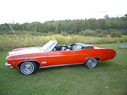 1970 Chevrolet Impala for sale 100784463