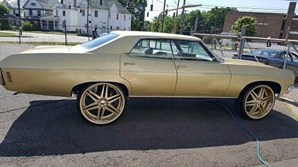 1970 Chevrolet Impala for sale 100857286