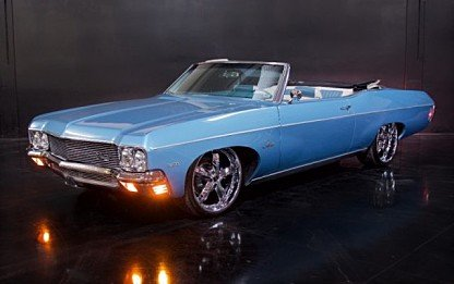 1970 chevrolet impala classics for sale classics on autotrader 1970 chevrolet impala for sale 100876596 sciox Images