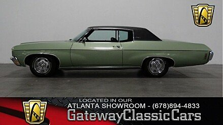 1970 Chevrolet Impala for sale 100921000