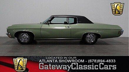 1970 Chevrolet Impala for sale 100941476