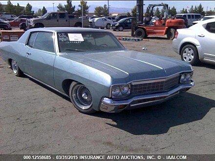 1970 Chevrolet Impala for sale 101015313