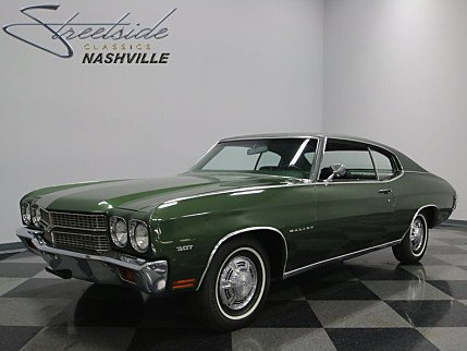 1970 Chevrolet Malibu for sale 100857443