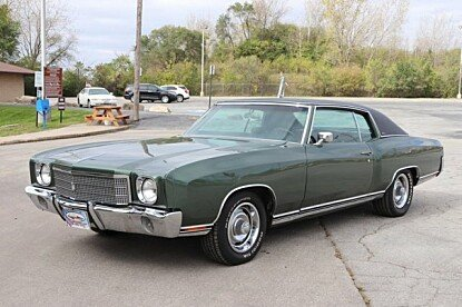 1970 Chevrolet Monte Carlo for sale 100956372