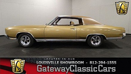 1970 Chevrolet Monte Carlo for sale 100965149