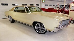 1970 Chevrolet Monte Carlo for sale 101001040