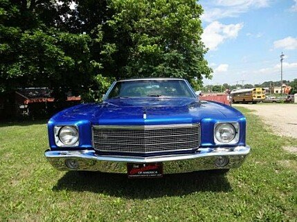 1970 Chevrolet Monte Carlo for sale 101019648