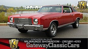 1970 Chevrolet Monte Carlo for sale 101043677