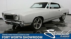 1970 Chevrolet Monte Carlo for sale 101046329