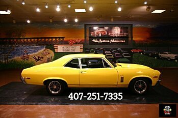 1970 Chevrolet Nova for sale 100922778